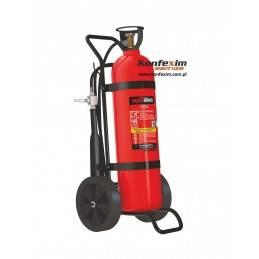 Gaśnica przewoźna CO2-20kg  AS-20 B/E  245kV